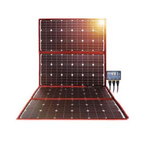 Panneau solaire monocristallin DOKIO 300W 18 V