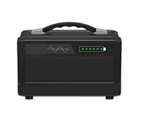 WGang Portable Générateur de Stockage d'énergie Solaire - 120000mAh
