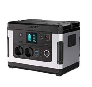 SUAOKI G500 Générateur solaire portable 137,700mAh