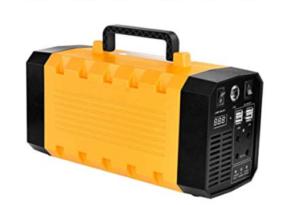 BQT Groupe électrogène Solaire portatif 500W