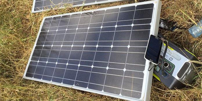 Meilleur kit de panneau solaire (principal)