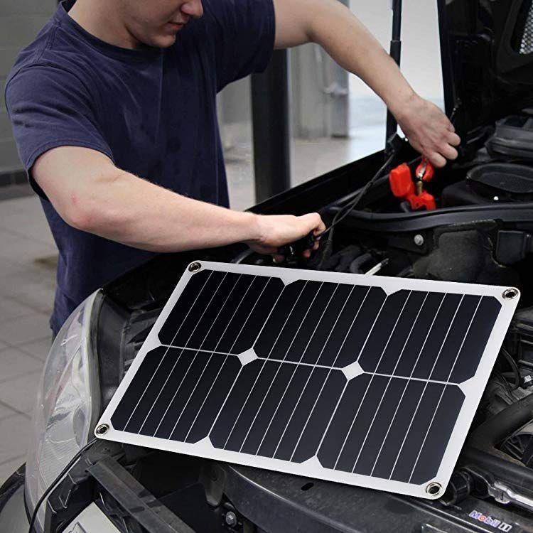 Quel est le meilleur panneau solaire monocristallin - Principale