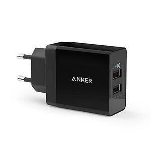 1 Chargeur de smartphone - Anker chargeur secteur USB 24 W