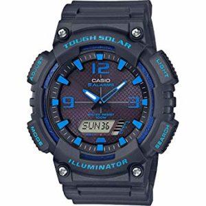 2 Montre solaire - Casio _ Une montre solaire de grande qualité