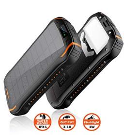 2 meilleure batterie externe - Ezle 26800 mAh