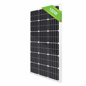 2 panneau solaire polycristallin - Eco-Worthy 100W