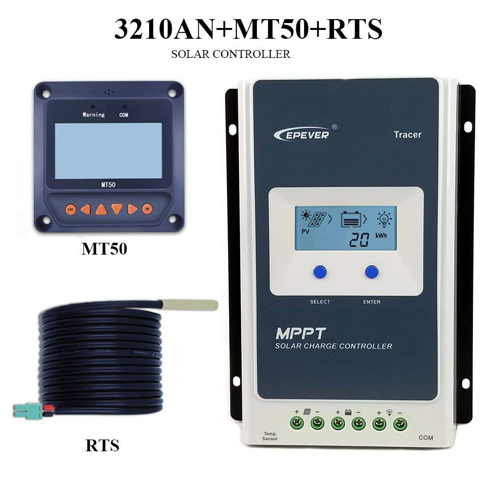 2 régulateur solaire - Epever