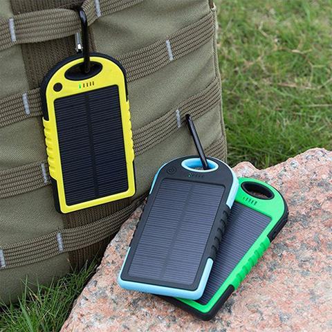 Meilleur chargeur solaire - principale
